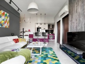 Colour Harmony is Drastically Enhancing the look of these 7 Interiors