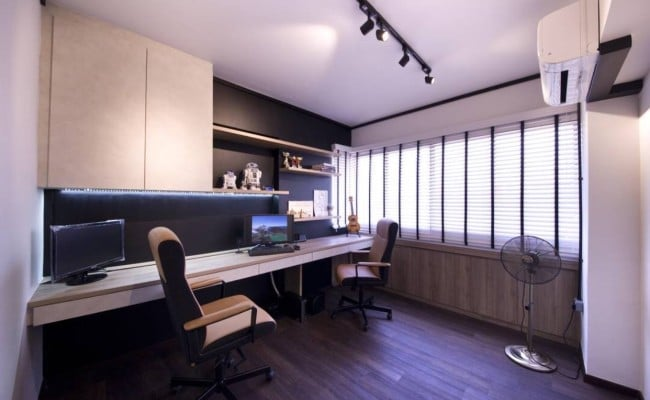 Eight Awesome Home Offices That Make You Want To Work From Home
