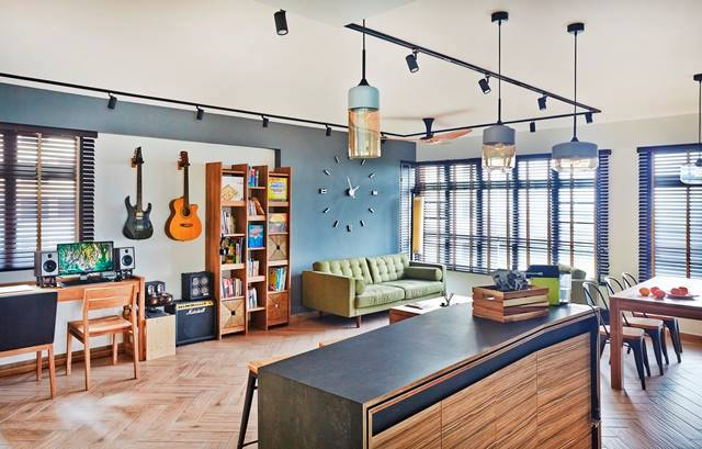 Amazing Decor Ideas For The Musically-Inclined