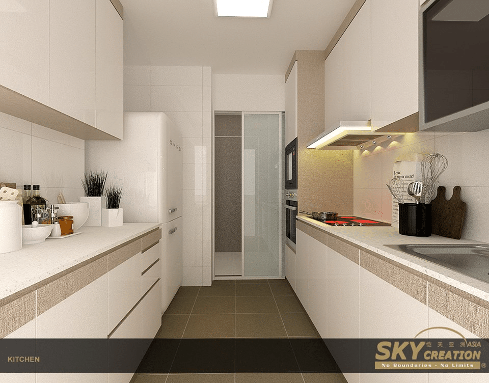 Revamp your kitchen with extremely creative ideas for Kitchen ideas singapore