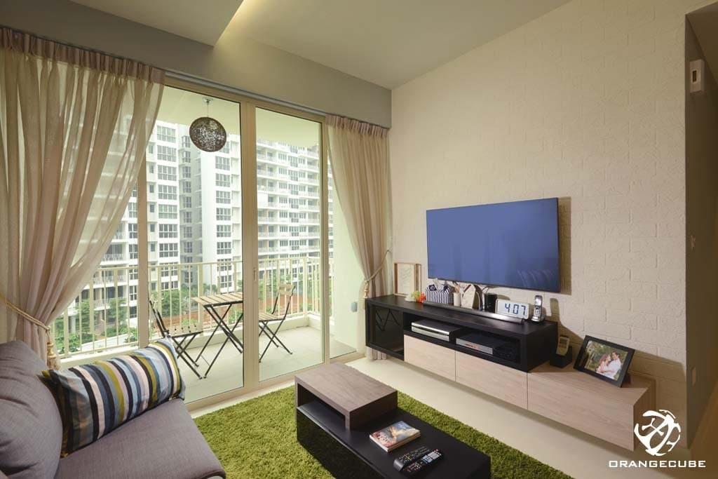 Bachelorette style living room interior design ideas for Bachelorette bedroom ideas
