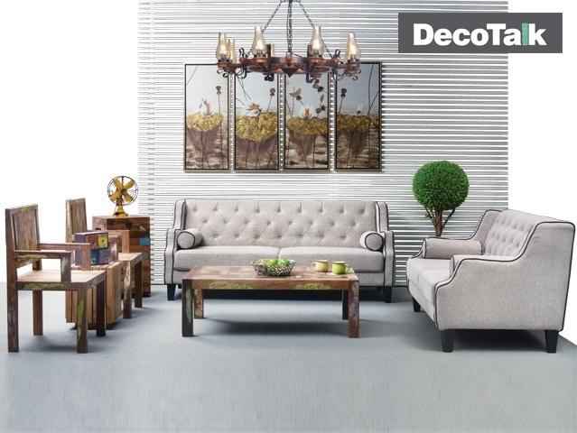 DecoTalk -Bali Lounge Set