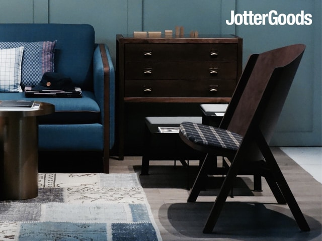 JotterGoods-Draft Low Back Lounge