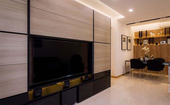 Modern Apartment Design that take simplicity and elevate it to luxury (3)