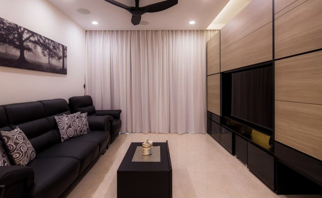 Modern Apartment Design that take simplicity and elevate it to luxury (4)