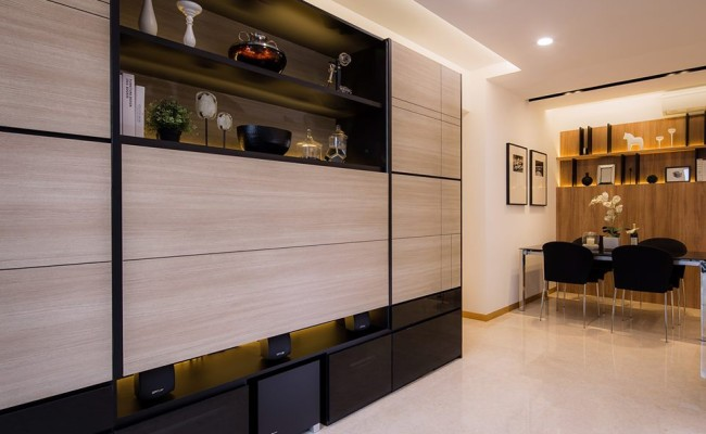 Modern Apartment Design that take simplicity and elevate it to luxury (5)