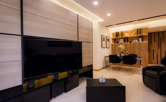 Modern Apartment Design that take simplicity and elevate it to luxury (6)
