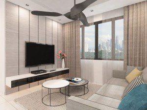 Modern Interior Design by Areana Creation