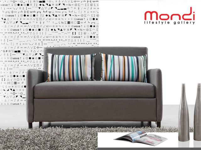 Mondi-Serene Sofa Bed