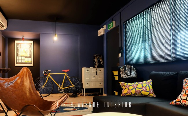 Retro Interior Design That Make A Big Difference To The