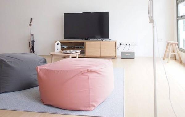 This Scandinavian design concept defines a modern, minimalist space