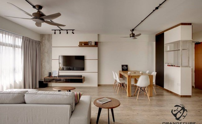 Scandinavian home design that defines simplicity, minimalism and ...