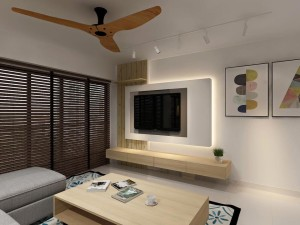 Scandinavian Interior Design by Posh Home