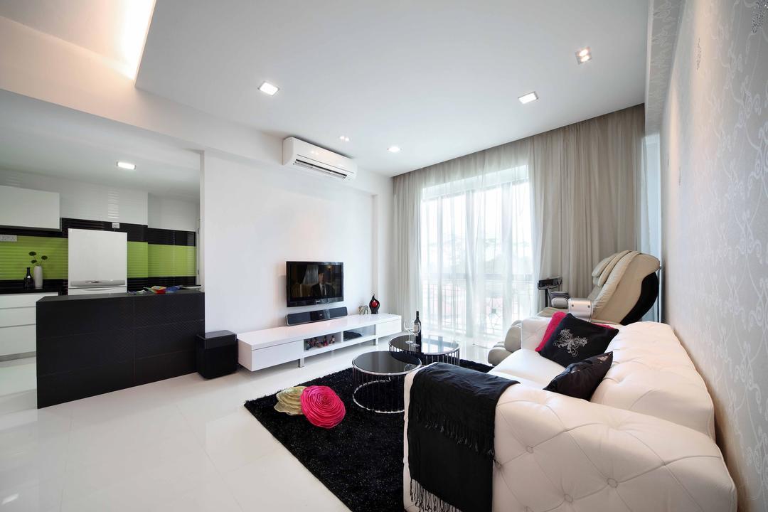 Space Concept Design 10 Home Renovation Singapore