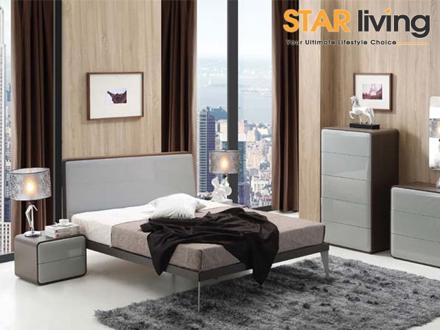 Star-Heron Bedroom Set