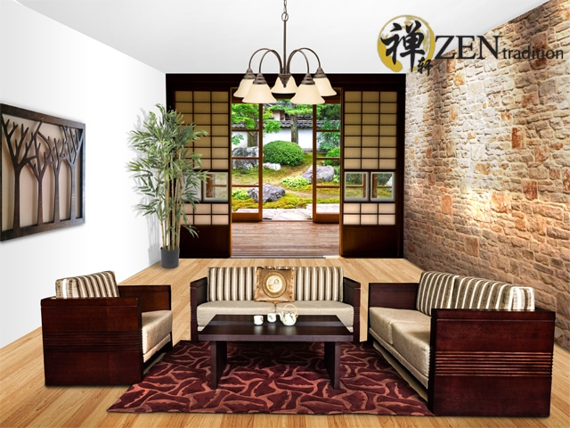 Zen Tradition-Leona-N Lounge Set