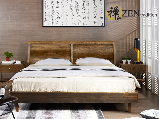 Zen Tradition-Swallow Bed