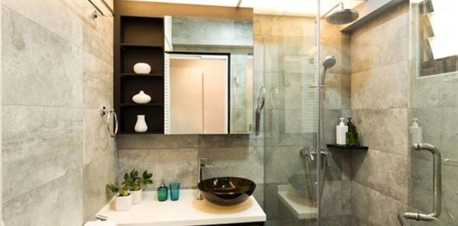 Flush Out Old Rusty Bathrooms with Astonishing Features