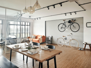 Adding Glass Concept Makes your Interior looks as delicate as doll house