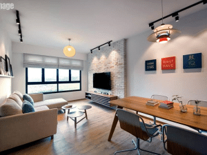 Amazing Contemporary Apartment by Image Creative