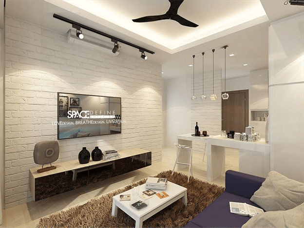 Merveilleux (Interior Design Singapore, Home Renovation Singapore Image Source: Space  Define Interior)