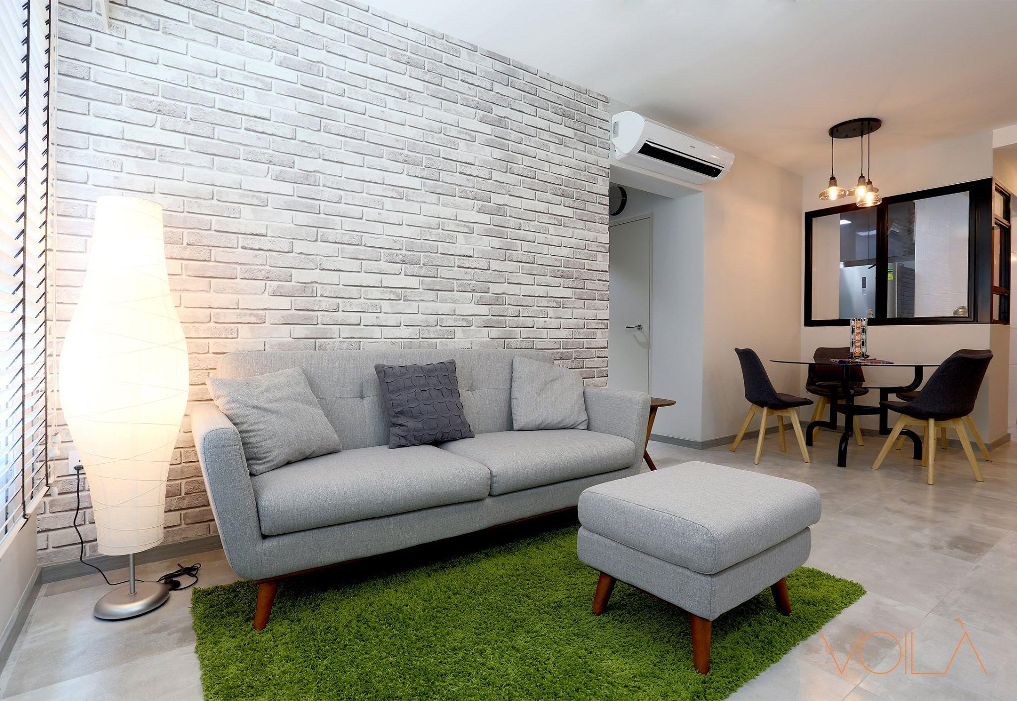 Scandinavian interior design 16 home renovation singapore for Interior design singapore