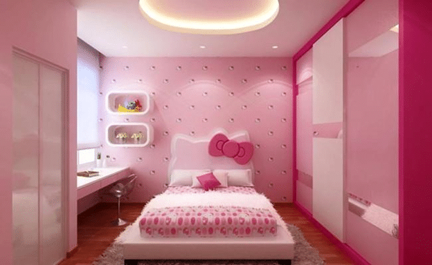 Are your kids get bored of dull walls? Bring favorite themes for their rooms