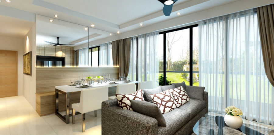 Case Study: Latest Project at Twin Fountains