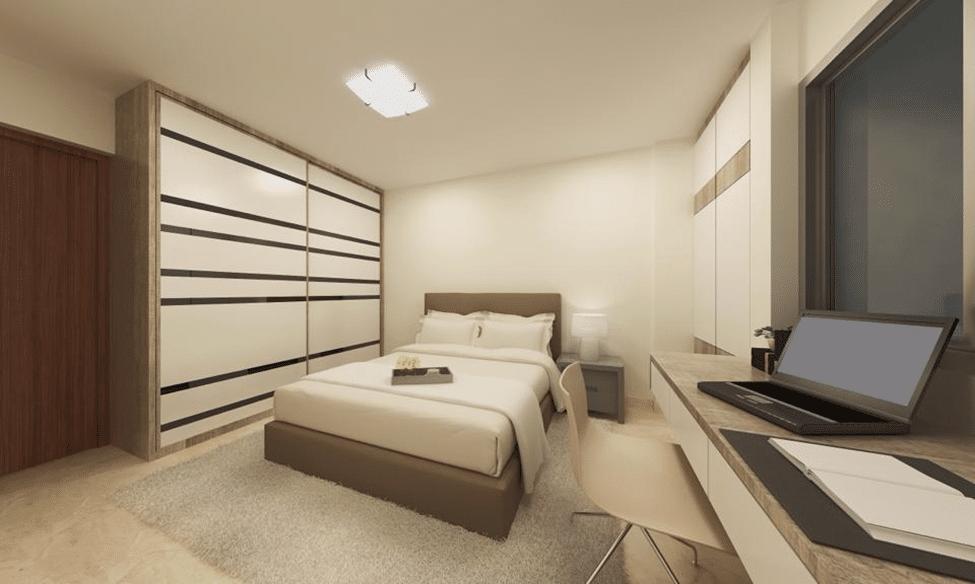 Bedroom wardrobe (1)
