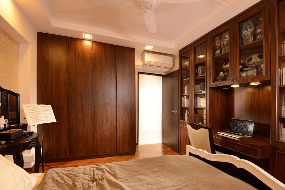 Bedroom wardrobe (3)