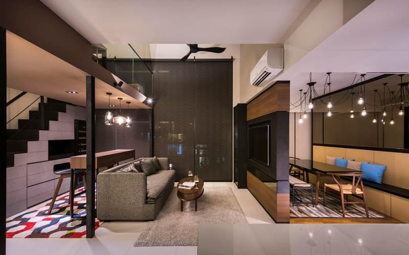 Exquisitely stylish home