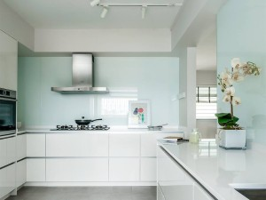 Glittering beauty of Kitchen Counters