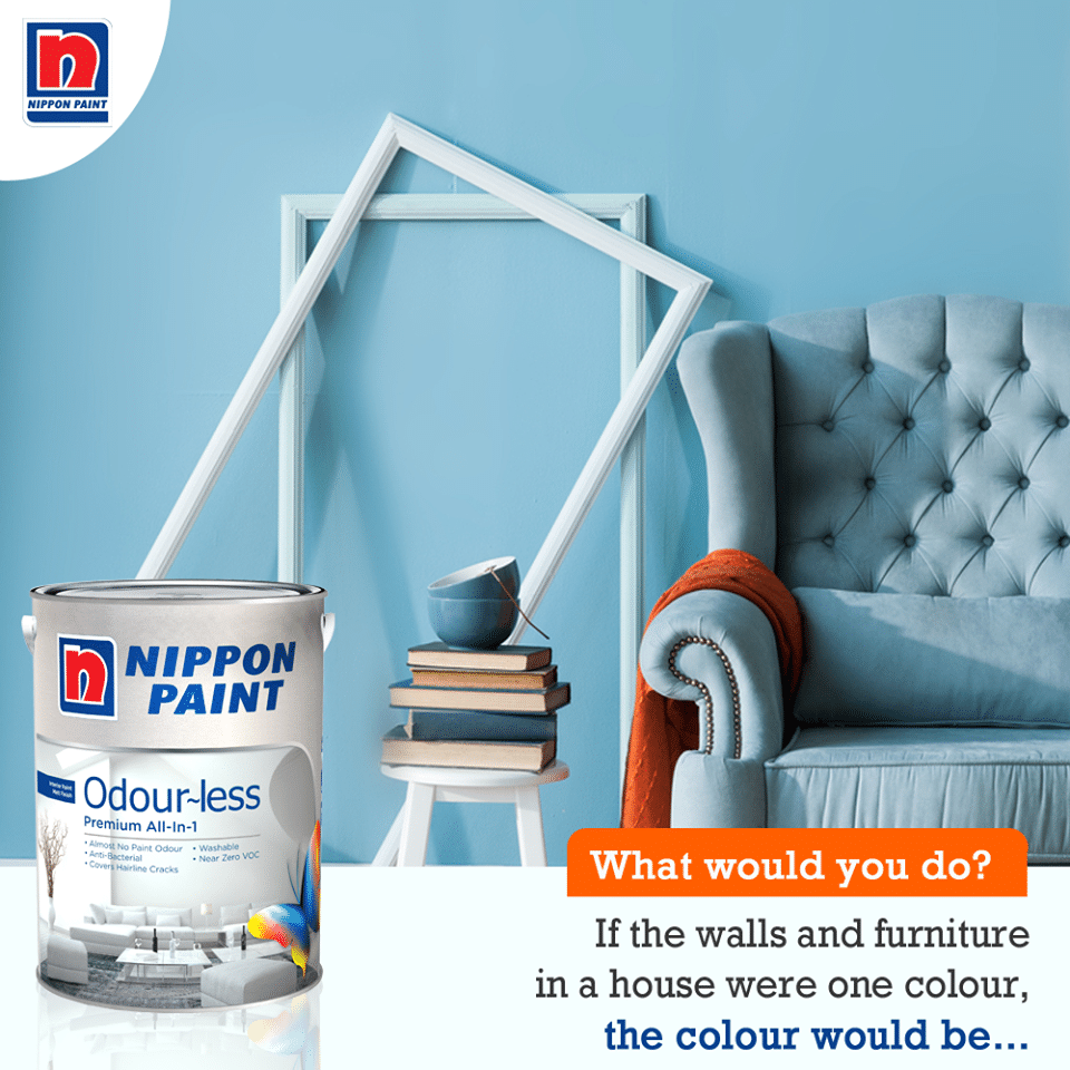 Paint - Nippon exterior paint decor ...