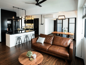 RISING WOOD TRENDS: HOMES WITH LAVISH WOOD DETAILS