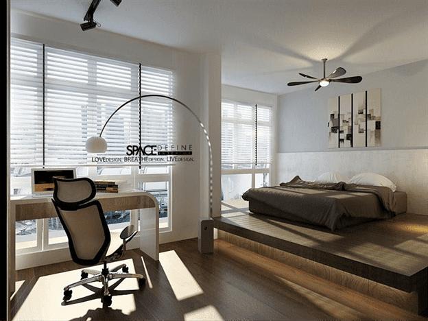 RUSTIC ARC SHAPED FLOOR LAMP DESIGN (4)