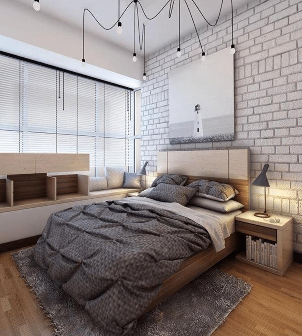 scandinavian bedrooms. Black Bedroom Furniture Sets. Home Design Ideas