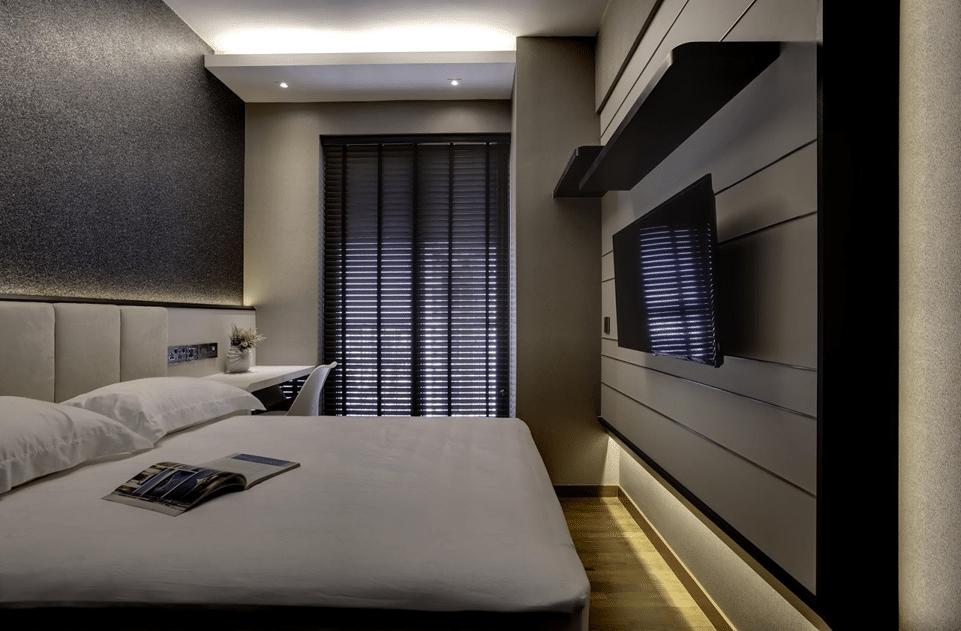SCANDINAVIAN BEDROOMS (4)
