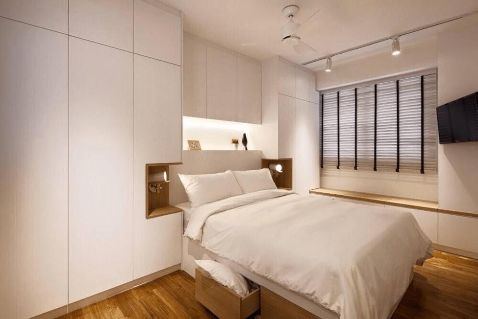 SCANDINAVIAN BEDROOMS (5)