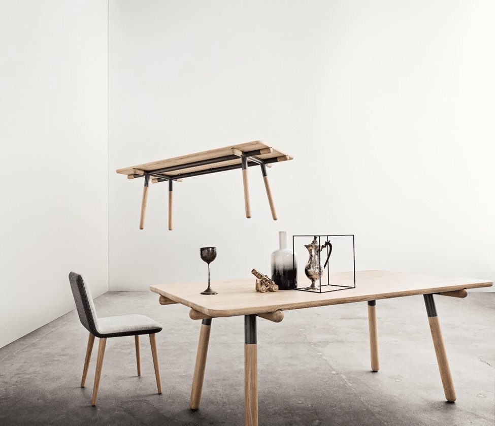 Scandinavian furniture by kuhl home for Scandinavian furniture