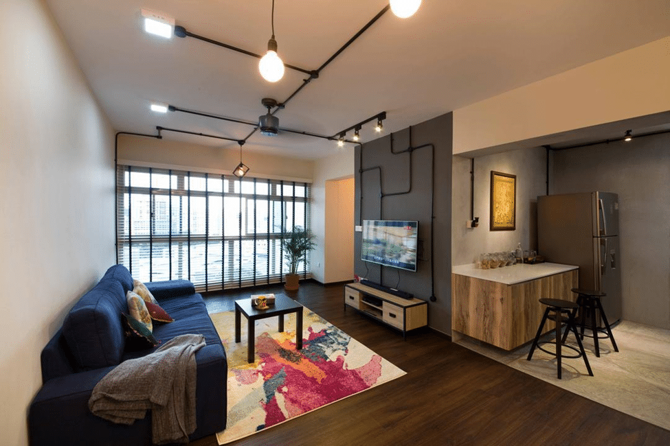 Shoebox Apartments With Perfect Interior