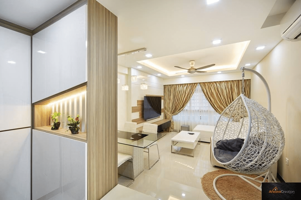 Apartment Interior Design Singapore shoebox apartments with perfect interior