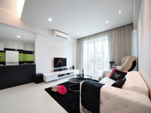 Perfect Match: Contemporary and Modern Interior By SPACE CONCEPTS DESIGN