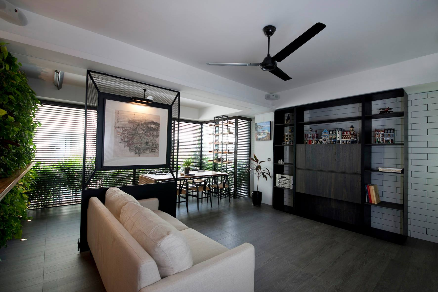 Awesome singapore home design contemporary amazing house for Home decorations singapore