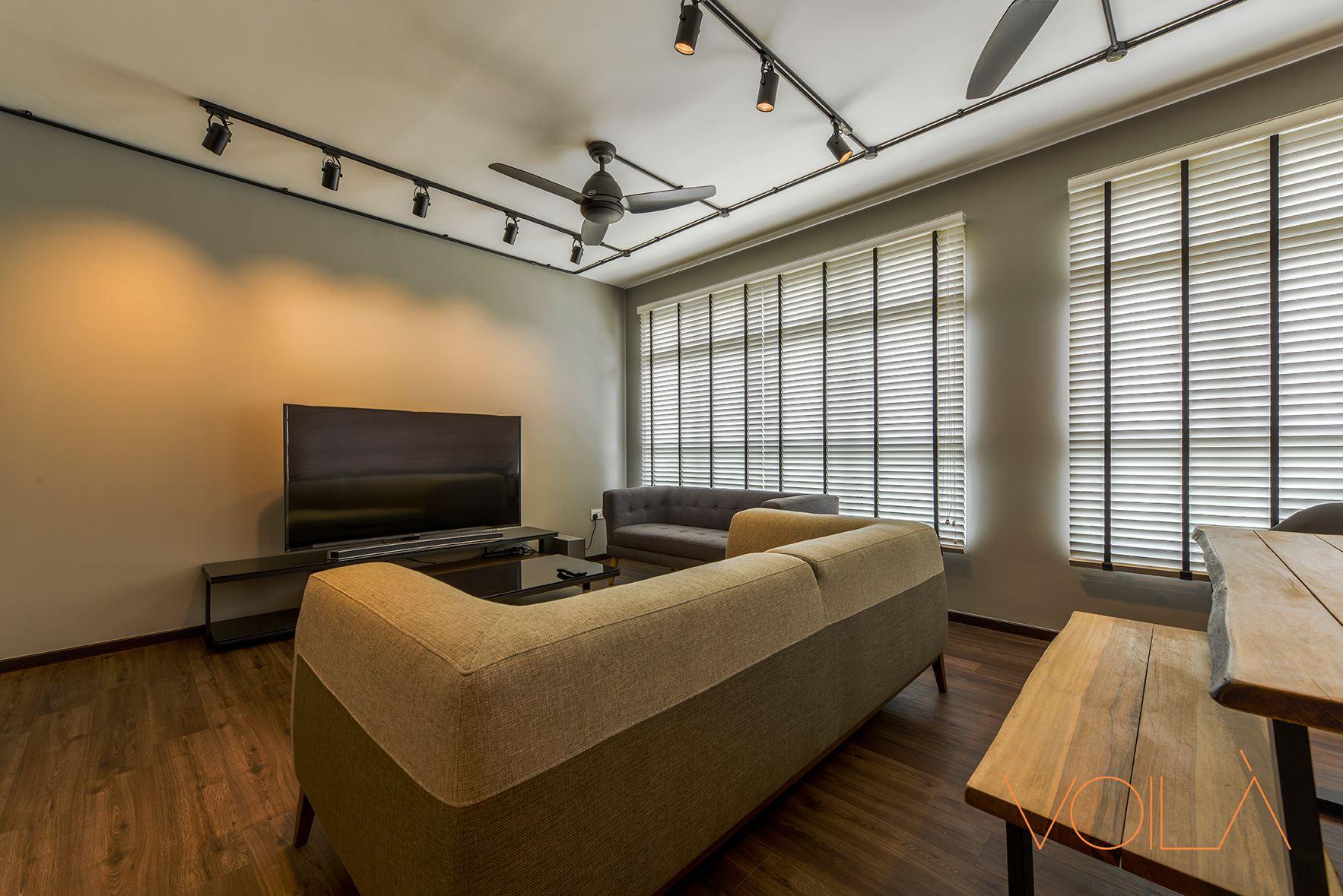 Interior design 1 home renovation singapore for Interior design singapore