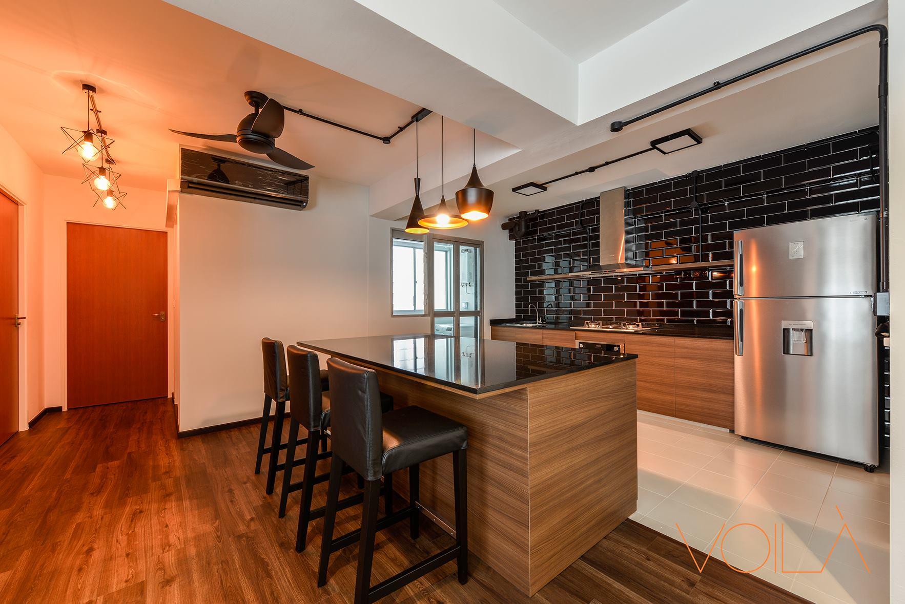 Interior design 4 home renovation singapore for Interior design singapore