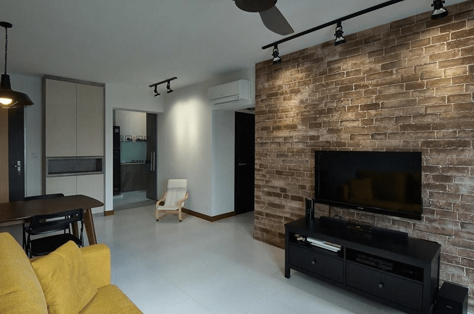 Add Wow Factor With Brick Wall Designs