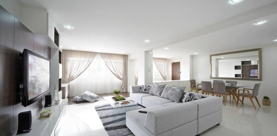 GIVE INTERNATIONAL LOOK TO YOUR APARTMENT