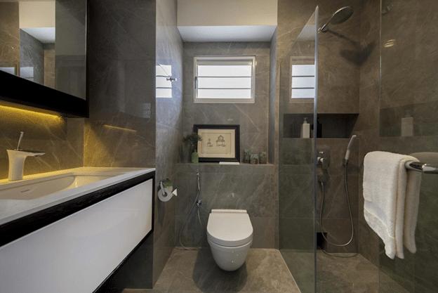 Captivating Contemporary Bathroom Ideas