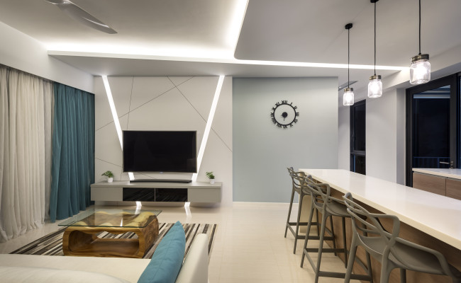 Beautiful modern interior design (2)