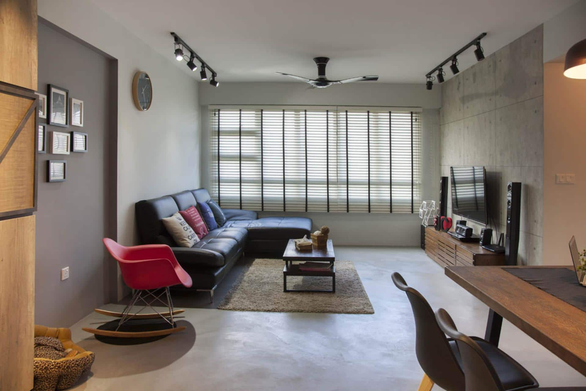 Industrial interior design which is barely perceptible for Industrial interior design